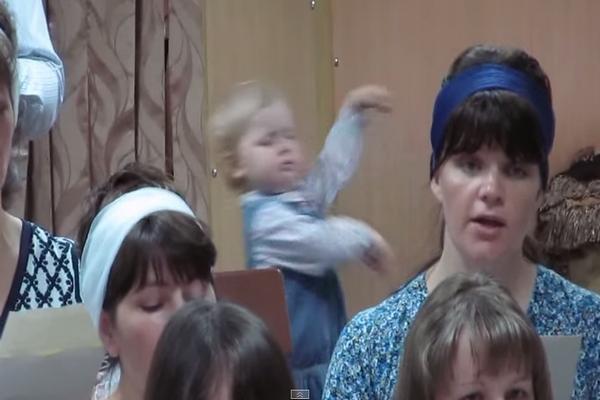 これが天才か!世界中で話題になったロシア少女の表現力がスゴイ!