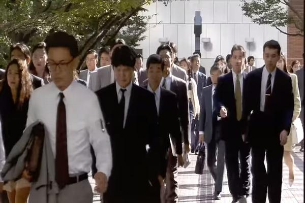 【貴重映像】若い人は知らない22年前の東京の日常を写した高画質映像が面白い!