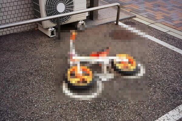 自転車の停め方がそういうことじゃない感が半端ない件