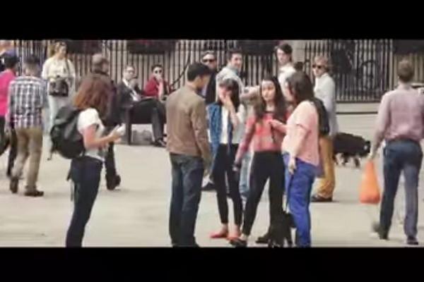 【DVに対する反応実験】 男→女と女→男では周囲の反応に違いはあるか?