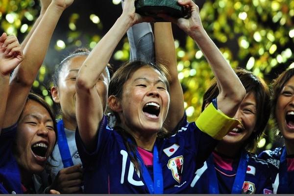 強く美しい日本人女性の奇跡 -澤穂希が切り開いたサッカー界の未来