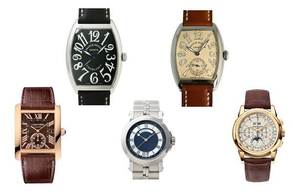 イチローや北野武など有名人がしている腕時計を調べてみました