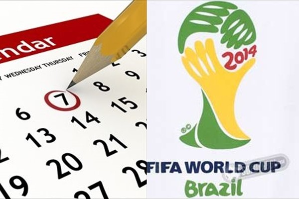 【おすすめ】絶対に見逃せない試合がある!簡単カレンダー登録でブラジルW杯の試合を見逃さない方法