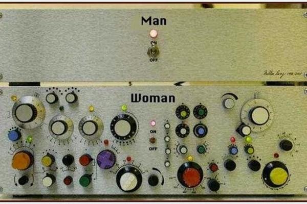 """女性は単純?多くの人が納得できる""""男と女の違い""""が分かる画像13選"""