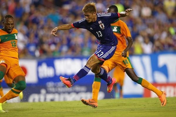【速報】日本代表、ザンビア代表に4-3勝利!香川、本田、大久保がゴールを決めた!(動画あり)
