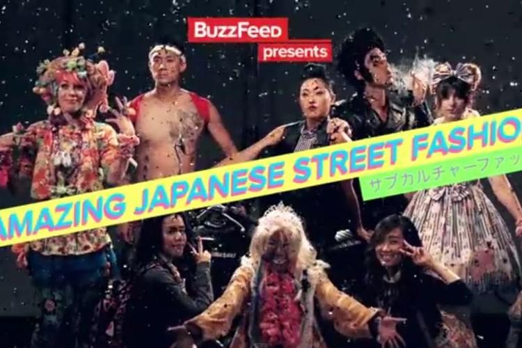 ロリータ、ガングロなど海外から見た日本のストリートファッション6種類