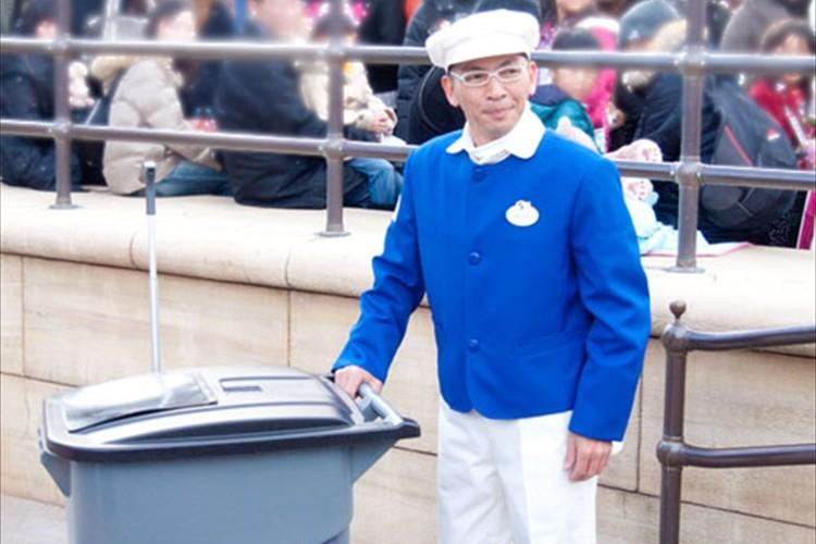 ディズニーに行ったら絶対見たい!カストーディアルのパフォーマンスが素晴らしい
