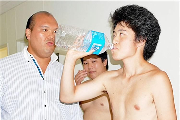 【大相撲】たくましく育って欲しい63kgの育盛(そだちざかり)が初土俵。その結果は?