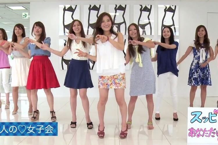【美しすぎる社員たち】踊ってみた動画を公開したGMO社員たちがキラキラしていて眩しすぎる!(動画)