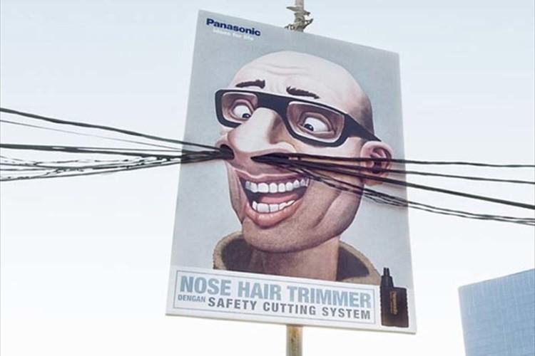 パッと見何の広告か分からないけどセンスのある海外の秀逸な広告26選