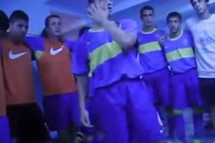 【鳥肌】ボカ・ジュニアーズU-15主将の試合前にチームメイトを奮い立たせる言葉が胸を熱くさせる
