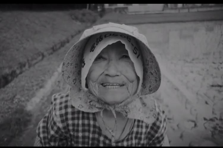 63年間土地を守り続けている85歳のお婆ちゃんの言葉が心に響く