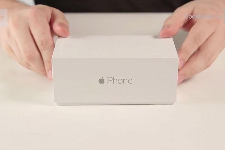 """【最速-開封の儀-】一足早く""""iPhone 6""""の箱を開けてみた映像が公開"""