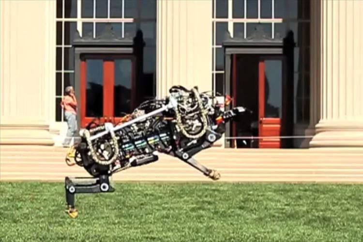 マサチューセッツ工科大学が作ったチーターロボットの躍動感が想像以上にスゴい!