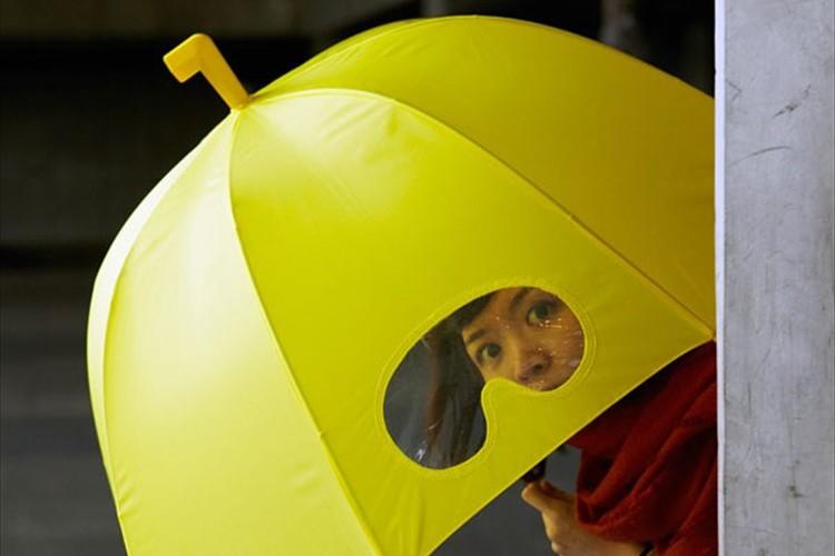 雨の日も楽しくなる!アイディアが秀逸な傘19選