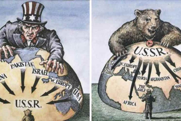 世界各国が戦時中に作ったプロパガンダポスターが興味深い