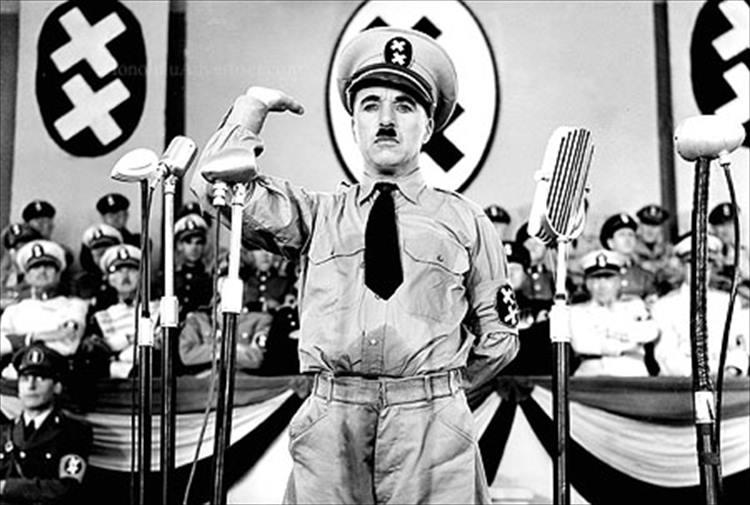 """「闘え!自由のために」映画""""独裁者""""でのチャップリンのスピーチが今だからこそ心に響く"""