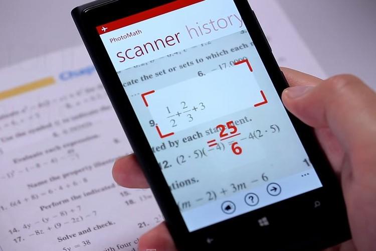 カメラをかざすと自動計算してくれるアプリ「フォトマス」が凄い!(お試し数式あり)