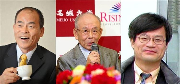 【速報】ノーベル物理学賞に中村、赤崎、天野氏の日本人3人が受賞決定!青色発光ダイオード開発で