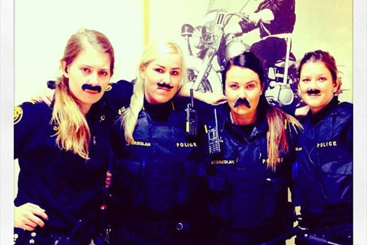 犯罪率が最も低いアイスランドの警察官が市民から愛される理由