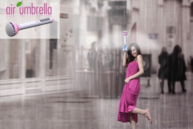 【次世代傘が発明】傘って進化しないよねと思っていたらいきなりスゴい傘ができた