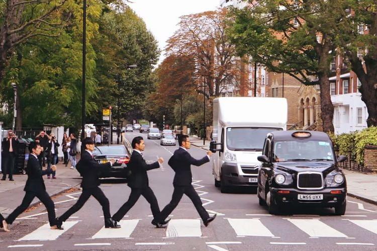 ロンドンの街中で撮影された「WORLD ORDER」の新作MVがカッコいい!