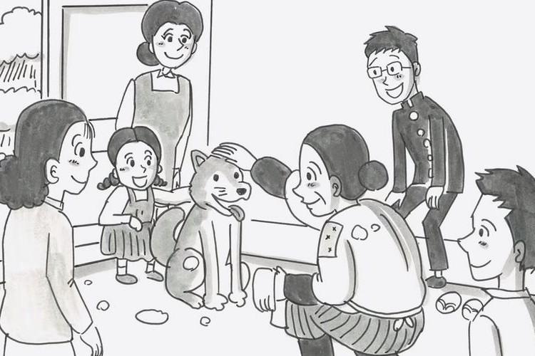 実話をもとに描かれた忠犬ジョンとの絆。鉄拳&吉田山田のショートストリーが泣ける
