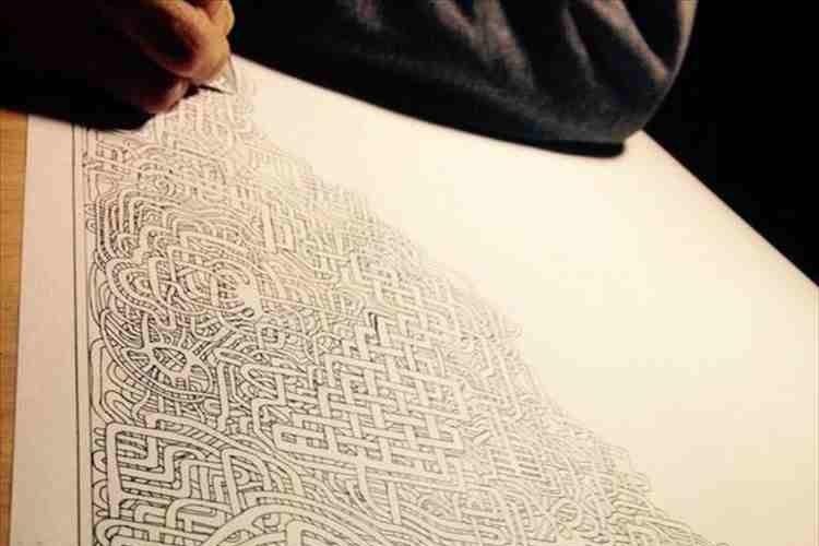 もはやアート!信じられないほど巨大で複雑な迷路(野村一雄制作)がスゴすぎると話題に