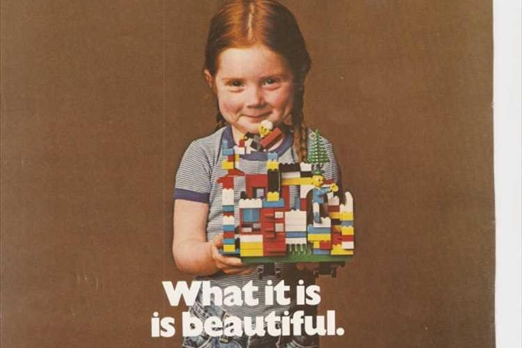 「子どもに重要なのは想像力」1970年代のレゴ社が保護者に送った素敵なメッセージが話題に