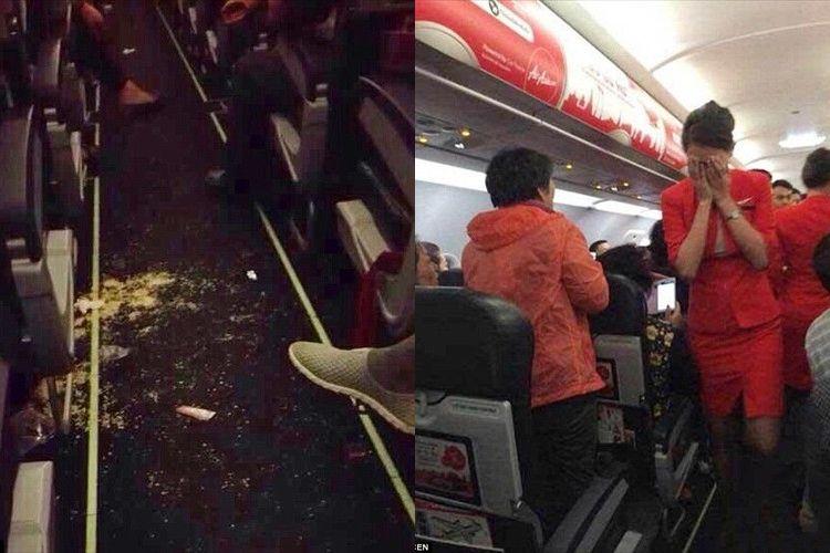 中国人旅行客が飛行機内でCAに熱湯をかけ「爆破してやる」と暴言、中国でも非難の声