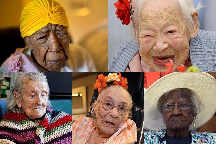 1800年代に生まれた人間はこの世に5人しかいない事実