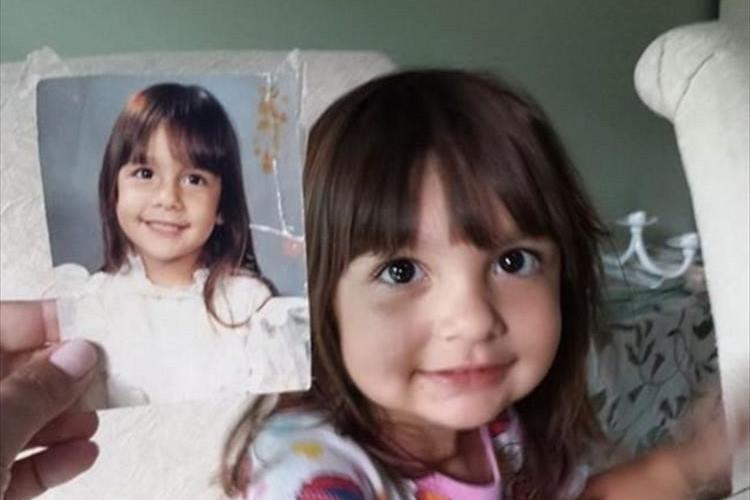 恐るべしDNA!親と子、同じ年代のときの写真を比べてみたらほぼ同じだった写真