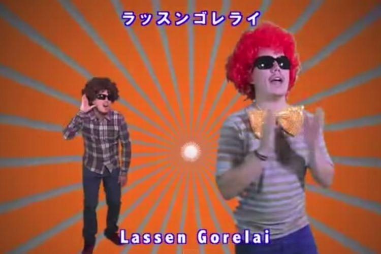 【動画】英語版「ラッスンゴレライ」が耳から離れない!
