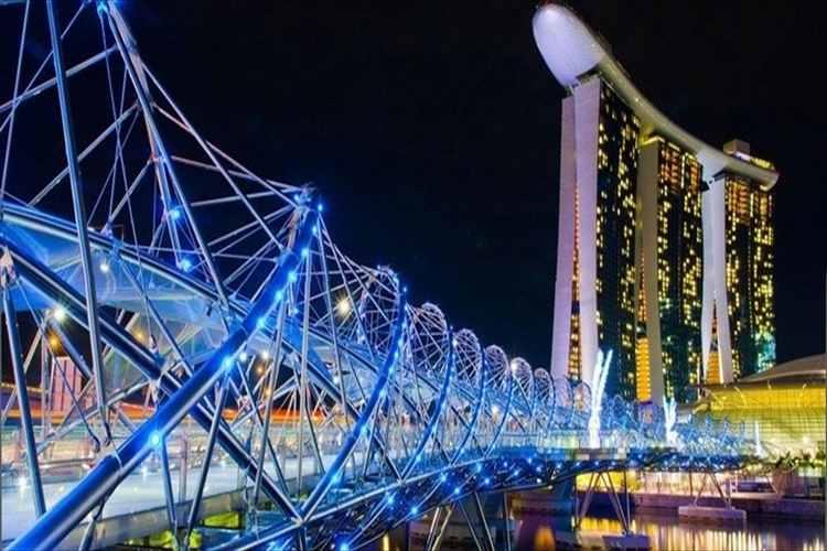 一度は訪れてみたい!世界の美しい橋7選
