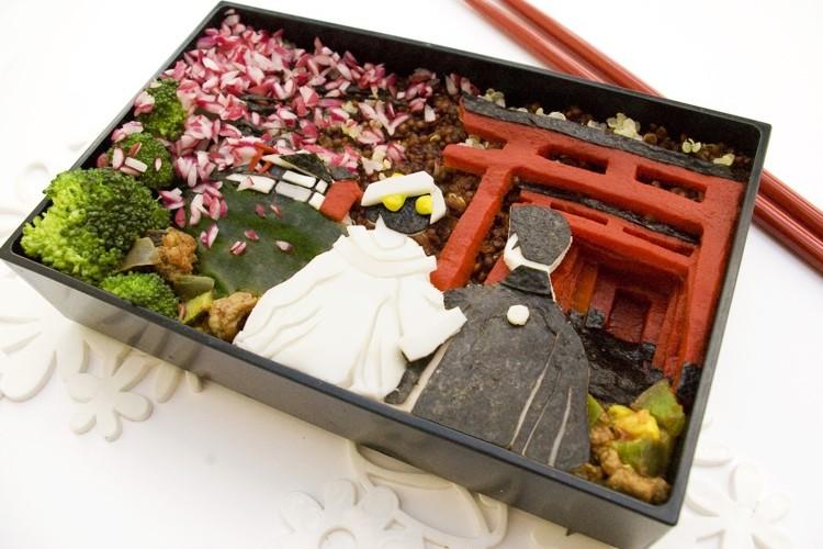 """京都発のお弁当箱専門店が海外に紹介した""""Bento""""が素敵過ぎる!"""