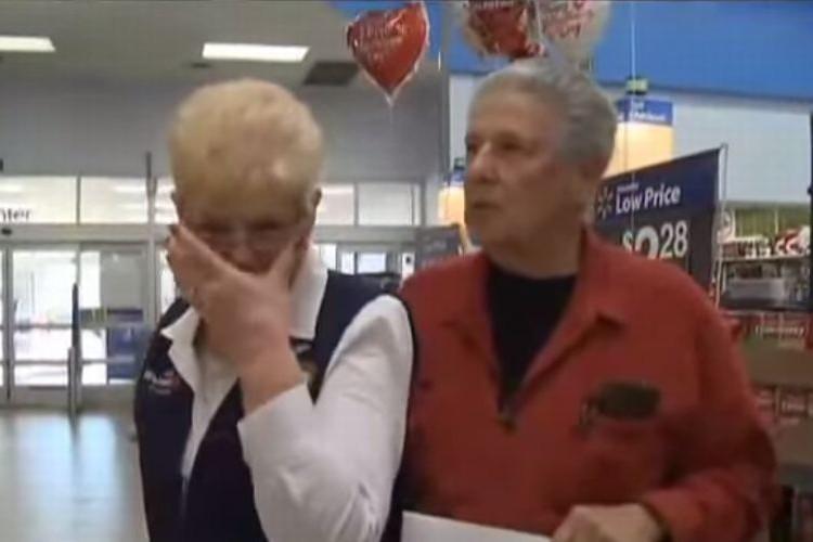 「もう一度、結婚してくれないか」離婚して43年後にバレンタインに元夫がサプライズプロポーズ!