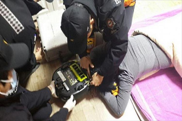 【珍事故】韓国でロボット掃除機に人間が襲われる事故が発生!消防が出動する事態に!!