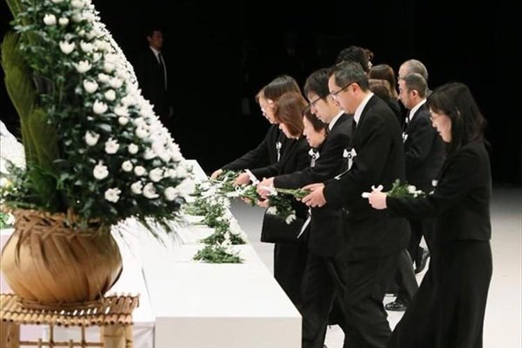 「ありがとう、大好きだよ」振り絞り語った遺族代表スピーチ全文(東日本大震災4周年追悼式にて)