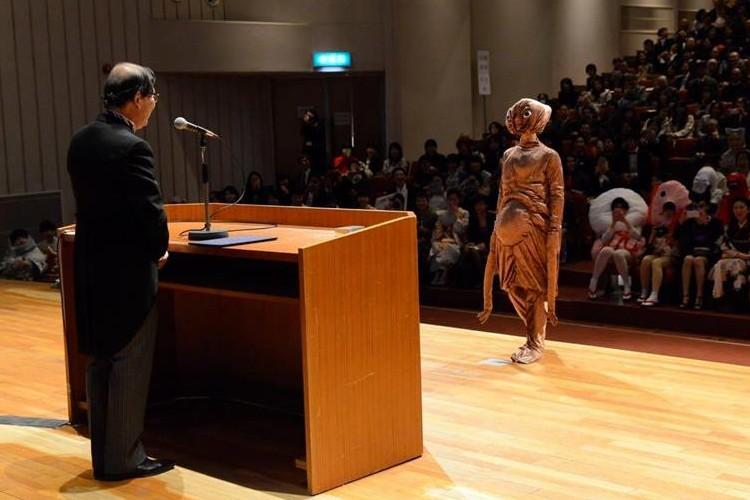 ぶっ飛んでいる京都市立芸術大学の卒業式が話題に!