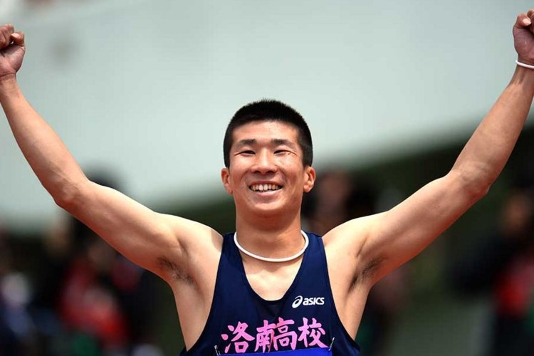【陸上】桐生が9秒87の好記録!男子100M追い風参考ながらもスゴいぞ!(動画あり)