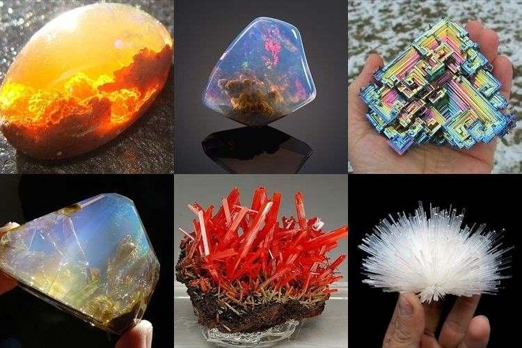 ワクワク感が半端ない世界で最も美しく珍しい鉱石25選