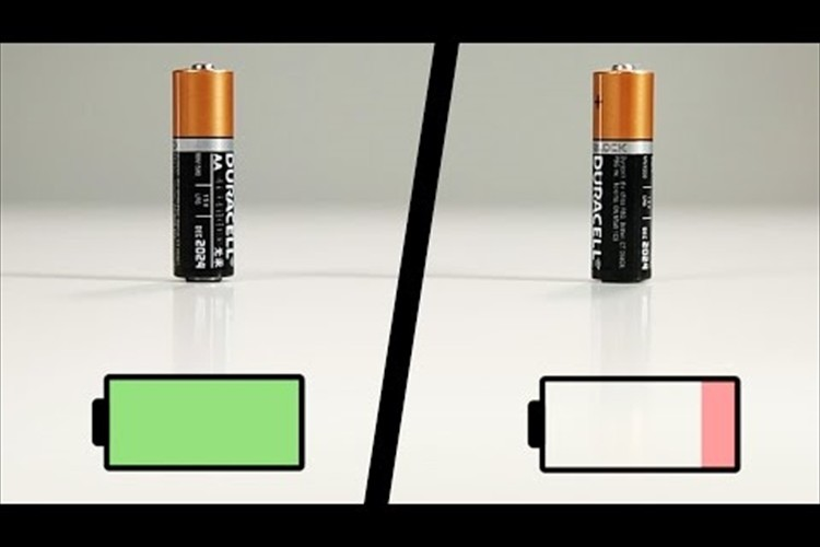 「この乾電池って新品だっけ?」そんな悩みを解決する方法がカンタンすぎた件