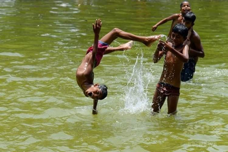 インドを襲う過去最高の熱波のスゴさが分かる写真