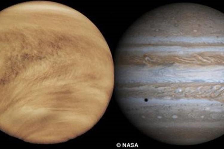 金星と木星が7月1日に最接近!西の空を見てみよう!