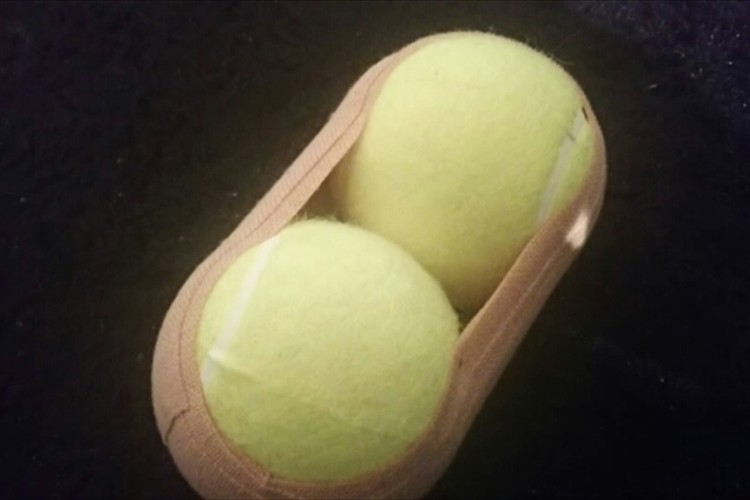"""""""腰痛治療のゴッドハンド""""が推奨!テニスボール2個で腰痛解消&美尻・美脚!"""