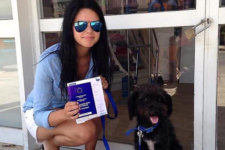 「きっと迎えにくるから」海外旅行先で野良犬に救われた女性が再び出会った奇跡