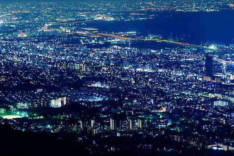 """""""日本三大夜景&新日本三大夜景""""アナタがときめくナンバー1の夜景はどっち?"""