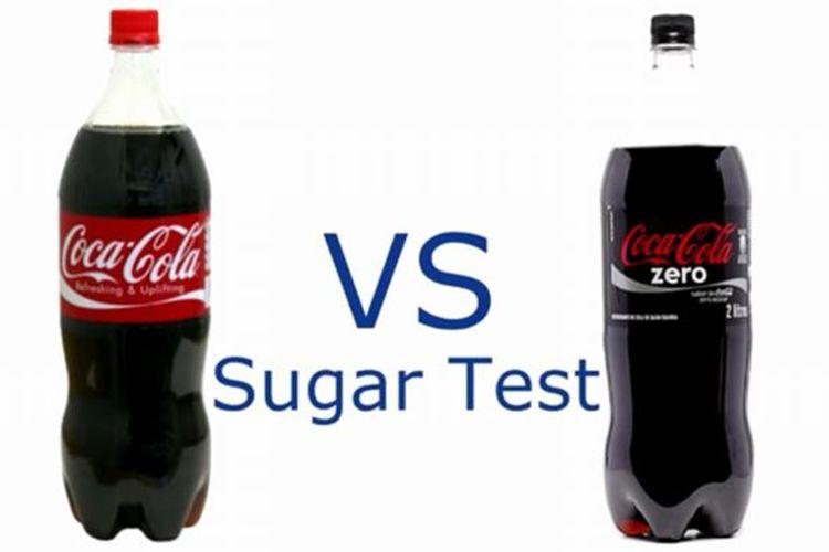 コカ・コーラを極限まで煮込んでみたらドロドロの砂糖が!一方、コカ・コーラゼロは?