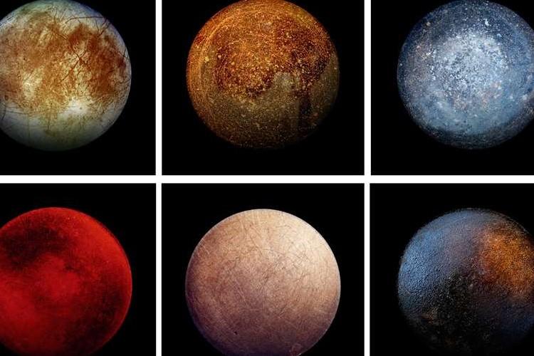 【クイズ】これは「フライパンの底」1つだけ「木星の衛星」が隠れています