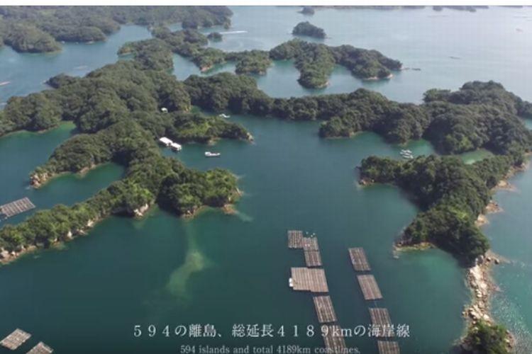日本一離島が多い長崎でどうやって新聞が配られているかGPSで追跡した映像がスゴい!